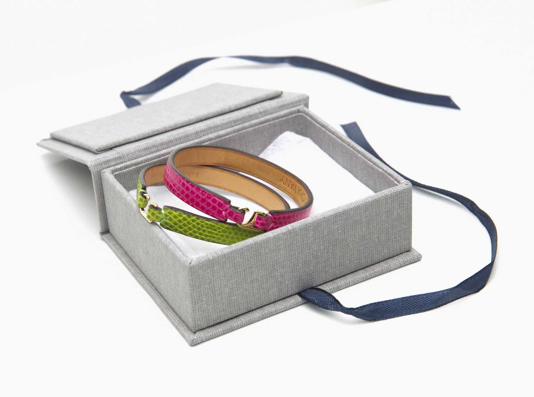 Emaballage bracelets Alegria